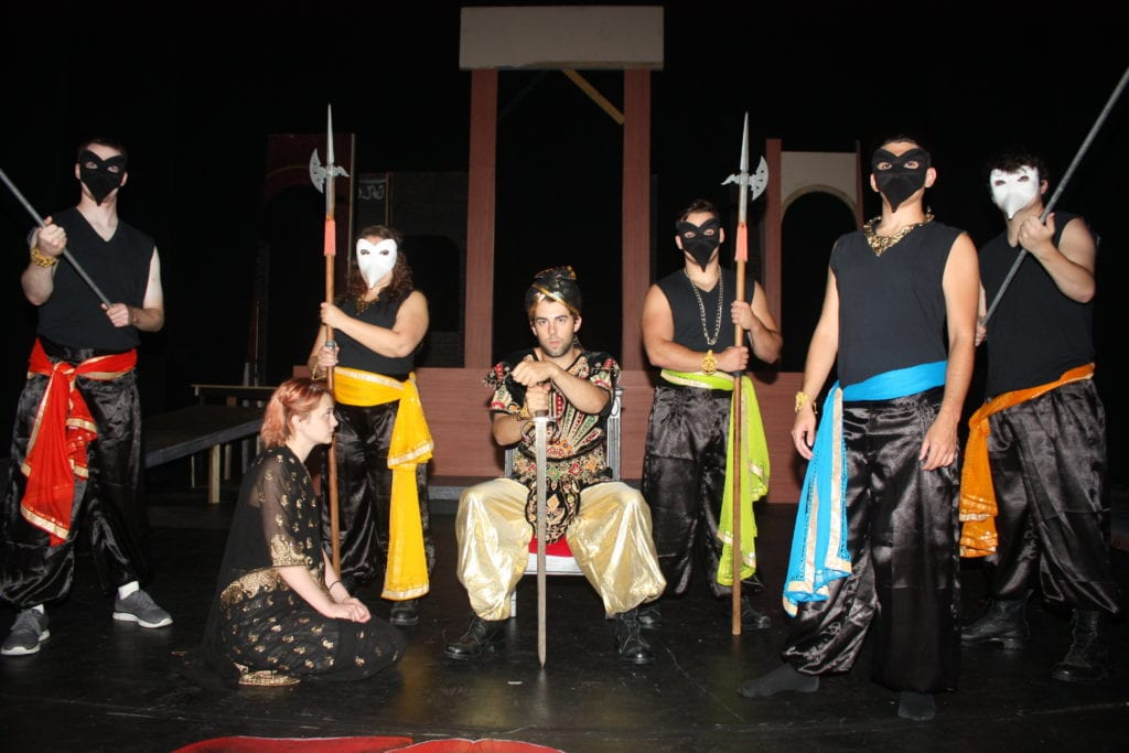Ramayana Premieres at Kelly Theatre