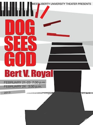 Dog Sees God Opens on February 21