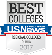 WLU is #5 in Top Public Schools, Regional Colleges South