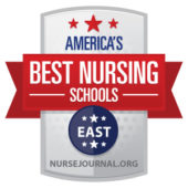 best-nursing-schools-east