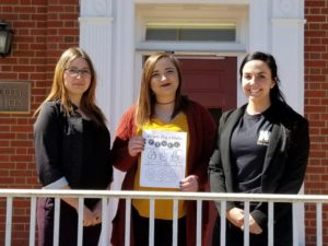 PR Students Lend Skills to Domestic Violence Shelter